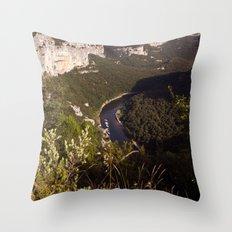 La Rouvière Throw Pillow