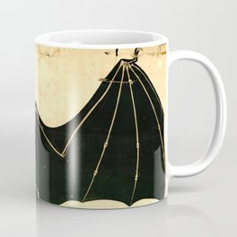 Squelette de chauve-souris Coffee Mug
