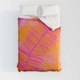 Tropical Palm Dream Comforters