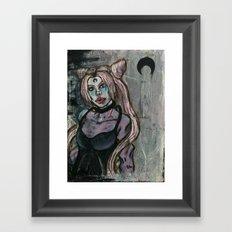 Wicked Lady Framed Art Print