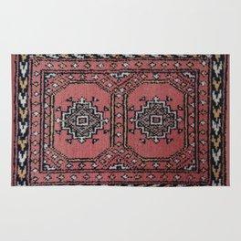 Traditional Rug - Pink Rug