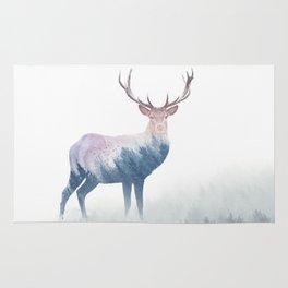 Tree Deer Rug