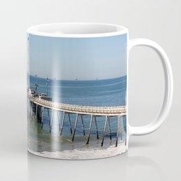 Carpinteria Pier Coffee Mug