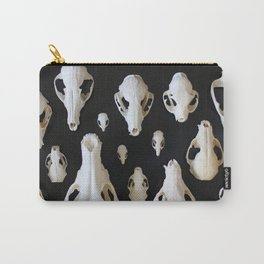 skull collage 2 Carry-All Pouch