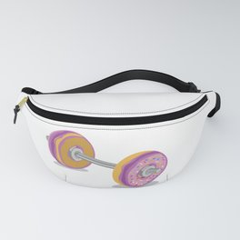 Donut Work-Out Fanny Pack