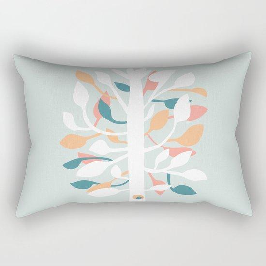 Prosperi - tree Rectangular Pillow