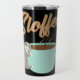 Sloffee | Coffee Sloth Travel Mug