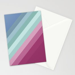 Rainbow 3 Stationery Cards