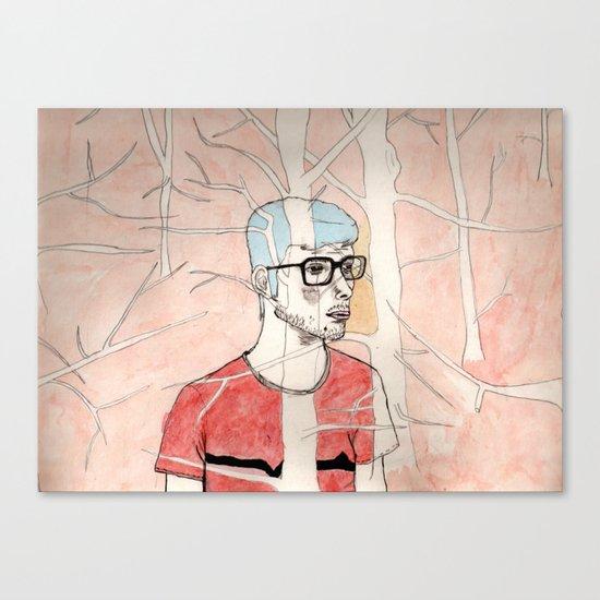Martes Canvas Print