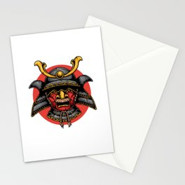 Bushido Spirit for people who like  fantasy legends and mythical creatures  Stationery Cards