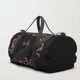 infj mbti personality Duffle Bag