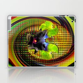 Abstract Perfection 7 Lilie Laptop & iPad Skin