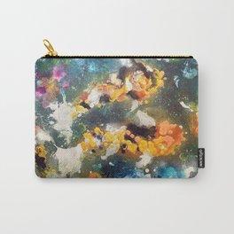 Splashing Splatter Koi Carry-All Pouch
