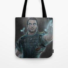 Kaidan Alenko - Biotics Tote Bag