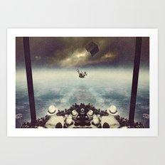 Distance Between Dreams Art Print