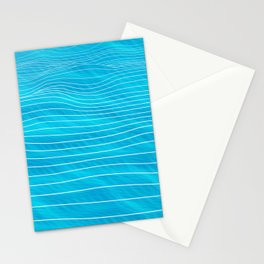 ocean bed Stationery Cards
