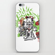 Lil' Sluggerbot! iPhone & iPod Skin