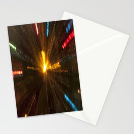 Explosion of Lights Stationery Cards