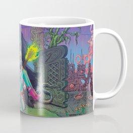 Enter The Dream Sequence - The Lone Gate Coffee Mug