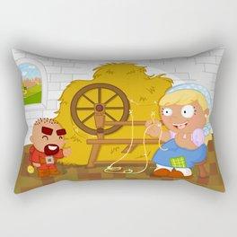 Rumpelstiltskin Rectangular Pillow