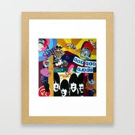 Goo Goo GJoob Framed Art Print