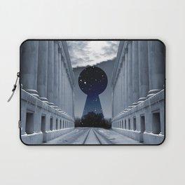 Keyhole to Infinity Laptop Sleeve