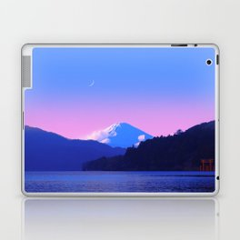 Mount Fuji Sunrise Laptop & iPad Skin