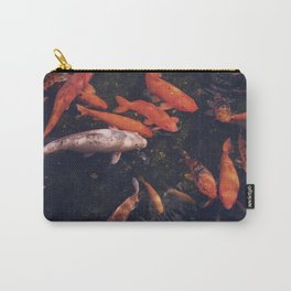 Temple Koi Fish Carry-All Pouch