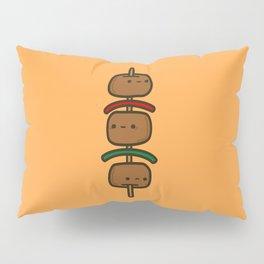 tasty kebab Pillow Sham