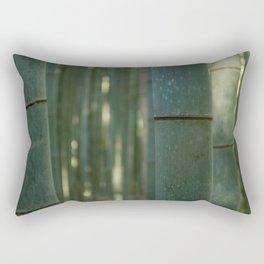 Arashiyama Bamboo Rectangular Pillow