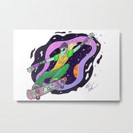 Cool Beanz Metal Print
