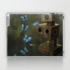 A Little Curiosity Laptop & iPad Skin