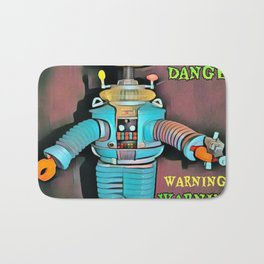 Lost in Space Robot Bath Mat