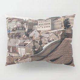 Prague Rooftop 05 Pillow Sham