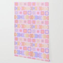 Funky Dots Wallpaper
