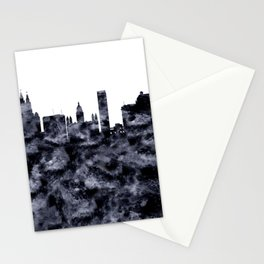 Liverpool Skyline Great Britain Stationery Cards
