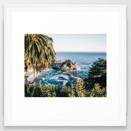 Big Sur I Framed Art Print