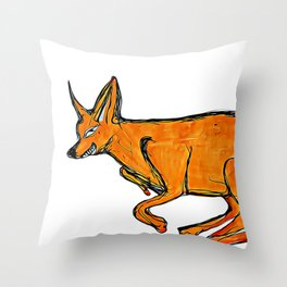 The Beautiful Archie. Throw Pillow