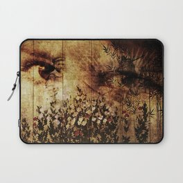 In Your Mothers Eyes Laptop Sleeve