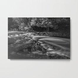 Ocqueoc Falls, Michigan. Metal Print
