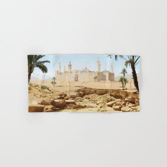 Desert City Hand & Bath Towel