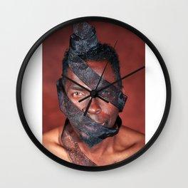 Celebrate your uniqueness Wall Clock