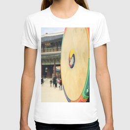 The royal drum T-shirt