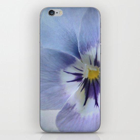 Wild Pansy iPhone & iPod Skin