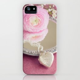 The Locket iPhone Case