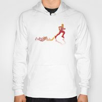 runner Hoodies featuring RUNNER by FoOlRusN