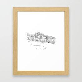 Frank Owen Gehry Framed Art Print