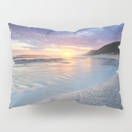 Curving into an Eleven Mile Sunset Pillow Sham