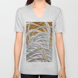 Weave by Pierre Blanchard Unisex V-Neck