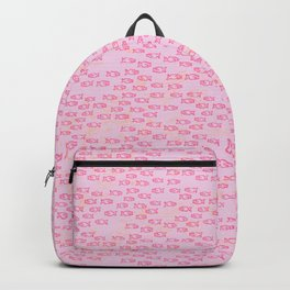 Babel Fish School Backpack